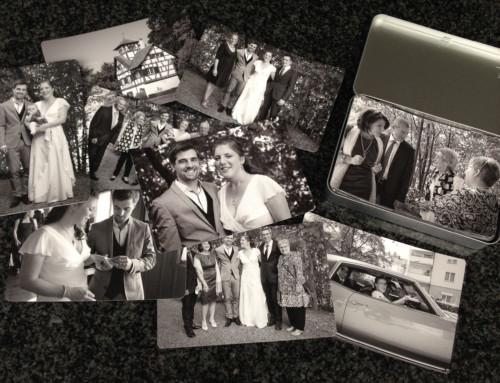 Photo Cards von Hahnemühle