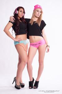 Emily & Vanessa