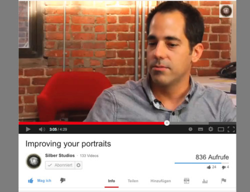 Video: Improving your portraits