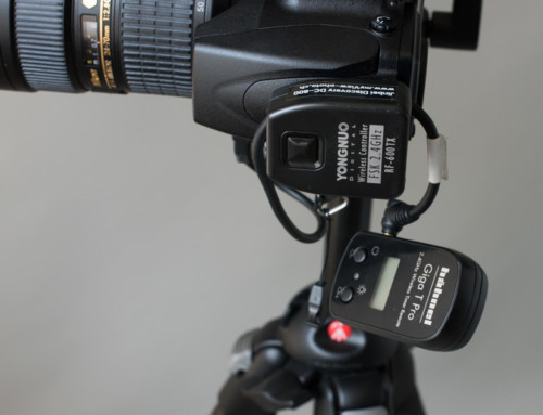 PhotoBooth – oder Not macht erfinderisch