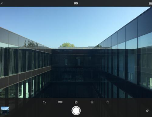 Lightroom mobile unterstützt RAW-Bilder