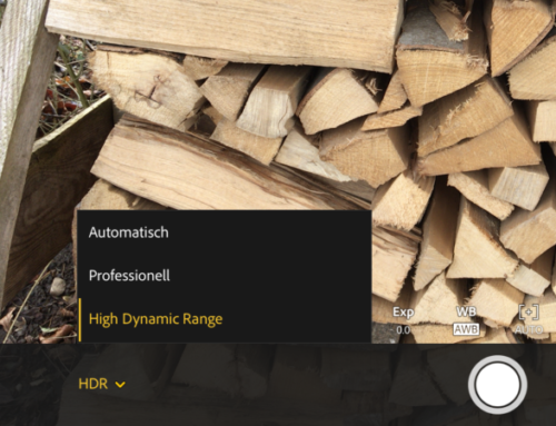 Lightroom Mobile: Neu mit authentischem HDR-Modus