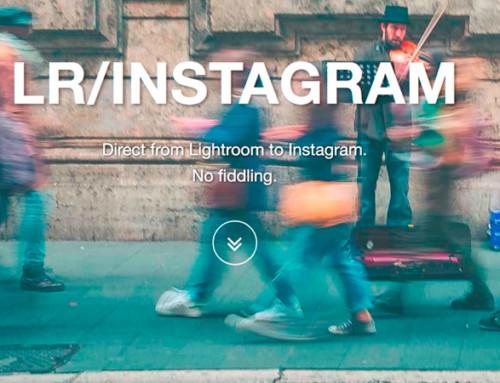 Von Lightroom zu Instagram